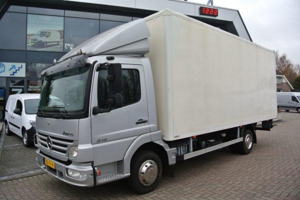 Mercedes-Benz-vrachtwagen
